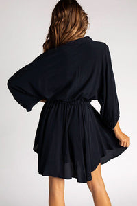 Sunday Afternoon Mini Dress - JourneyBabez Boutique
