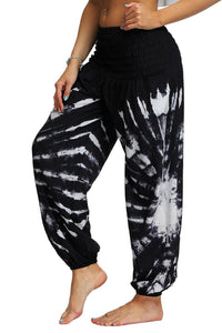 When in Tie Dye Joggers - JourneyBabez Boutique