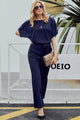 Oh So Glam Jumpsuit - JourneyBabez Boutique