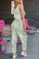 Teresa Tie Die Jumpsuit - JourneyBabez Boutique