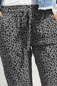 Wild Thing Leopard Joggers - JourneyBabez Boutique