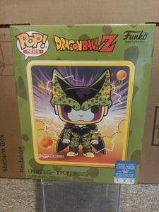 Perfect Cell Pop N Tee (Size L)