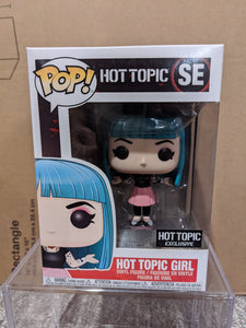 Hot Topic Girl HT Exclusive