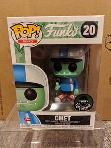 Chet (Blue Shirt) Popcultcha Exclusive