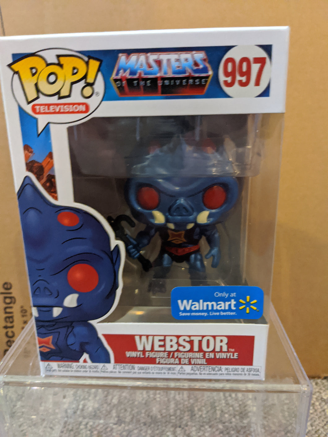 Webstor Walmart Exclusive