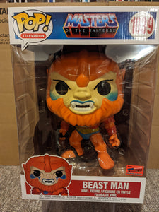 "Beast Man 10"" NYCC Exclusive (Con Sticker)"