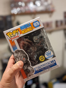Mechagodzilla Funko Shop Exclusive GITD