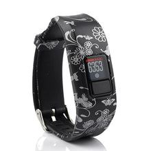 Load image into Gallery viewer, Honecumi For Garmin Vivofit3 Strap Silicone Replacement Band StrapsFor Garmin Vivofit 3 / Vivofit JR with Secure Watch Clasp