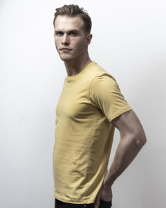 THE T- SHIRT SURF YELLOW