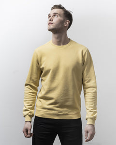 THE SWEATSHIRT SURF YELLOW