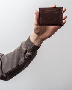 THE CARDHOLDER BROWN
