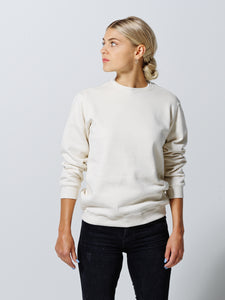 THE SWEATSHIRT CLEAN BEIGE