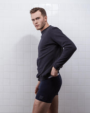 THE BOXER SHORT NAVY- 8 PACK