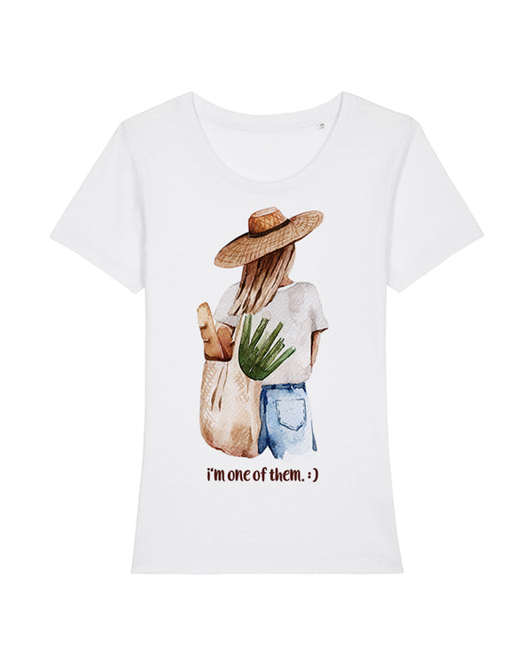 I'm One Of Them | T-Shirt Damen