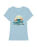 Save our oceans | T-Shirt Damen