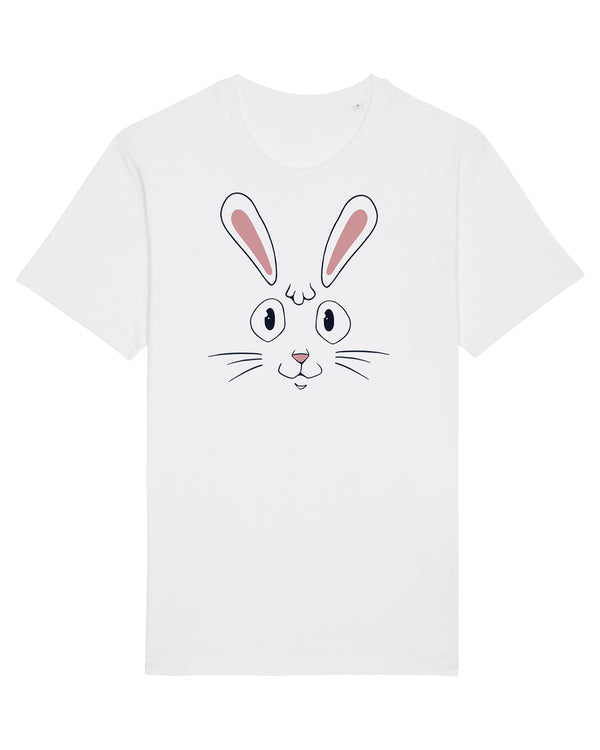 Easter Rabbit Face | T-Shirt Unisex