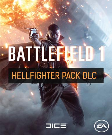 Battlefield 1 - Hellfighter Pack (DLC)