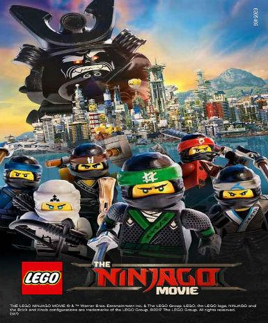 LEGO: Ninjago Movie