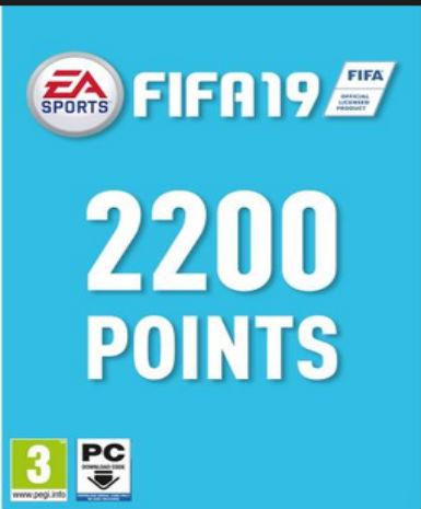 FIFA 19 - 2200 FUT Points