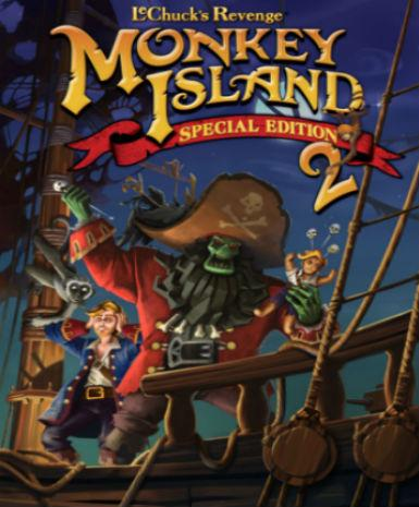 Monkey Island 2 Special Edition: LeChucku2019s Revenge