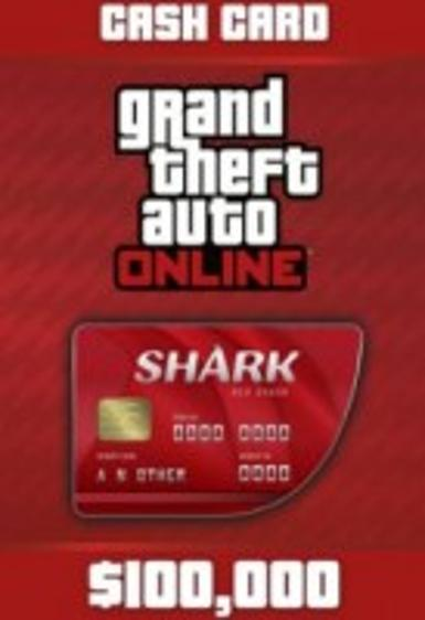 Grand Theft Auto Online - Red Shark Cash Card (DLC)