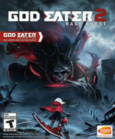 God Eater 2: Rage Burst
