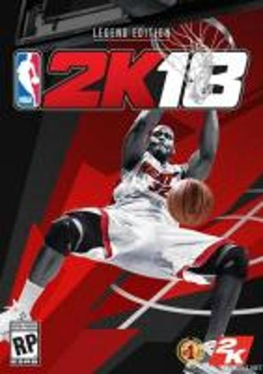NBA 2K18 (Legend Edition) - Pre-Order