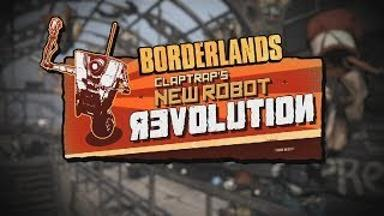 Borderlands - ClapTraps Robot Revolution (DLC)