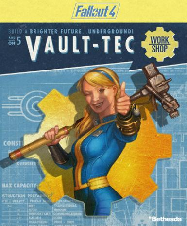 Fallout 4 - Vault-Tec Workshop (DLC)