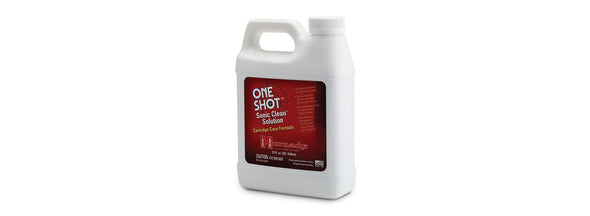 Quart Size One Shot® Sonic Clean™ Solution