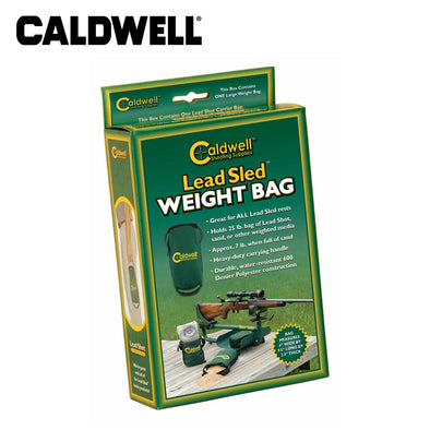 Caldwell Lead Sled Weight Bag Standard