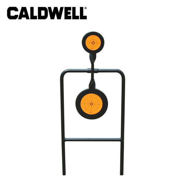 Caldwell Double Spin Centerfire Handgun Swinging Target Up To .44 mag