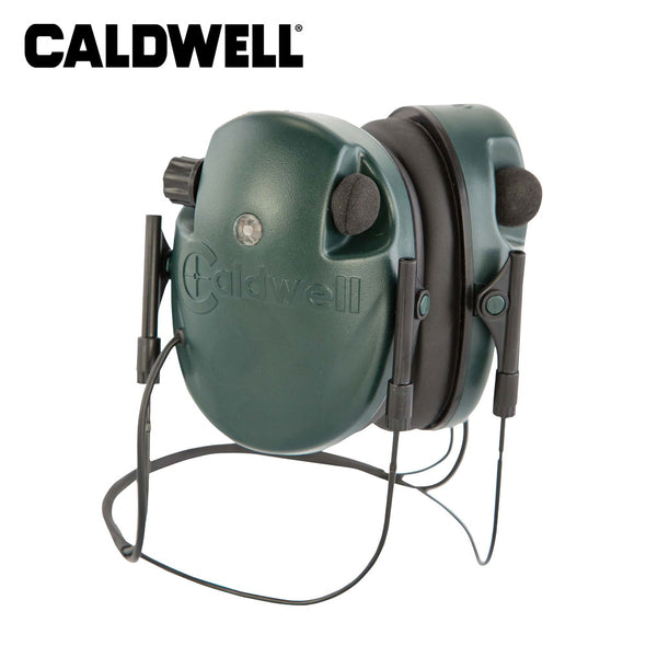 Caldwell E-Max Low Profile Behind The Neck Electronic Hearing Protection