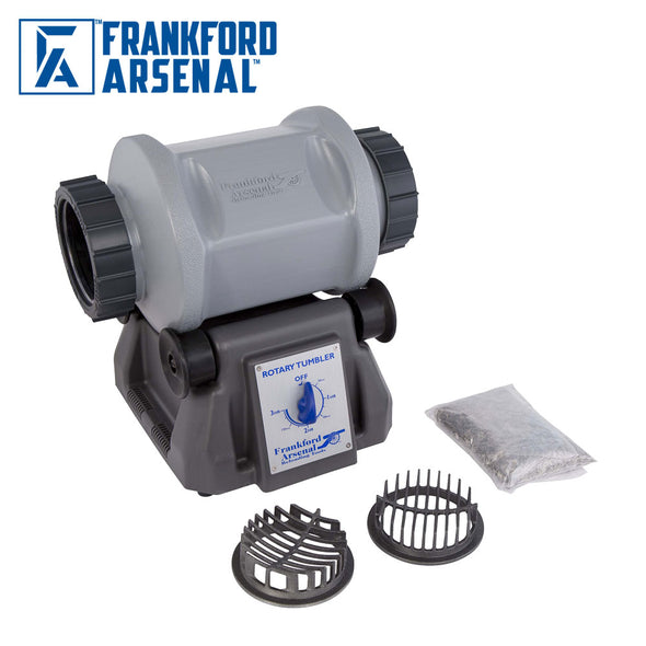 Frankford Arsenal Platinum Series Rotary Tumbler 7L 220V Uk Spec