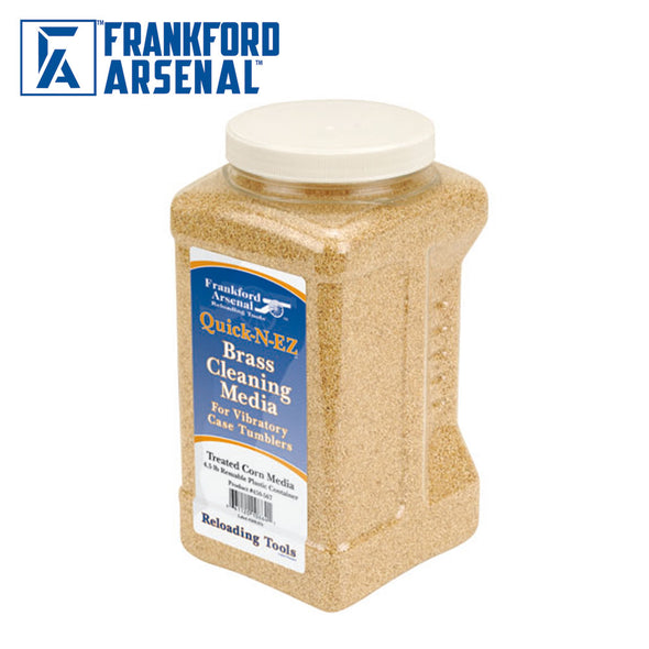 Frankford Arsenal Treated Corn Cob Media 4.5 lb In Plastic tub