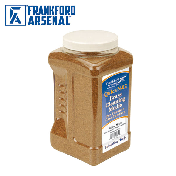 Frankford Arsenal Walnut Hull Media 5 lb In Plastic Tub