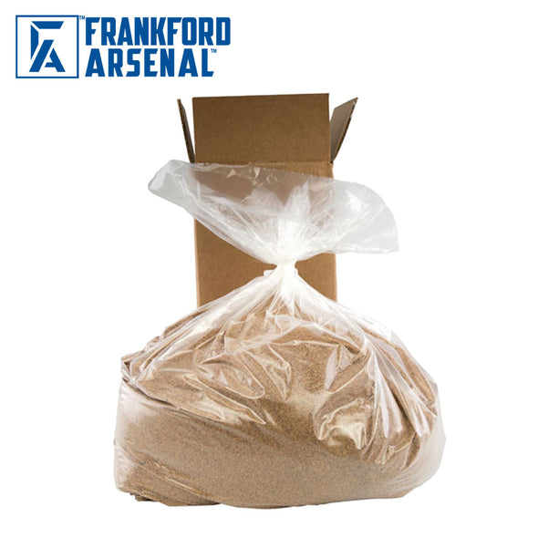 Frankford Arsenal Walnut Hulll Media 18 lb In A Bag