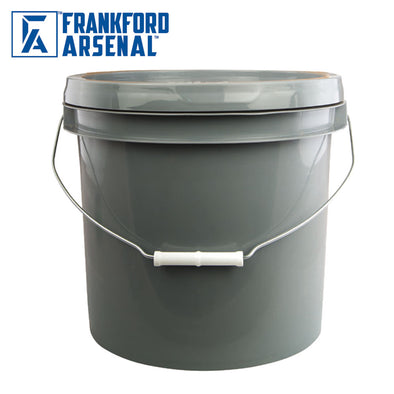 Frankford Arsenal Walnut Hull Media 18 lb In 3.5 Gallon Bucket