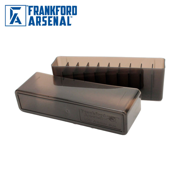 Frankford Arsenal Hinge Top Ammo Box 20 Round Grey