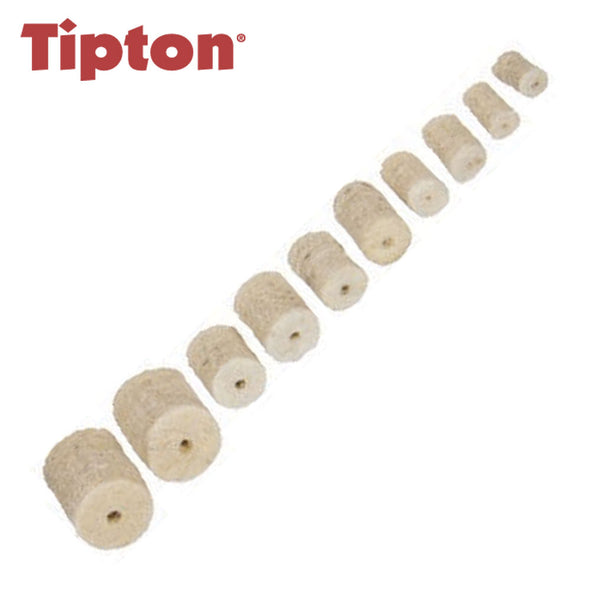 Tipton Cleaning Pellets .243/6mm Cal 100pk