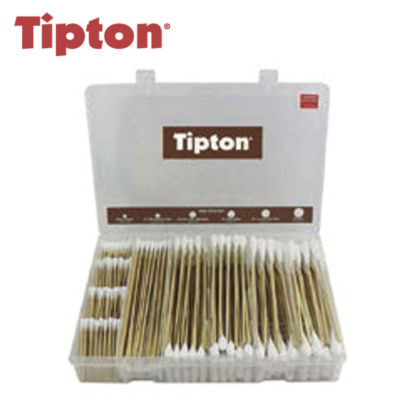 Tipton Power Swab Pistol Cleaning Kit 500pk