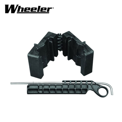 Wheeler Delta Series AR 15 Upper Vise Block Clamp