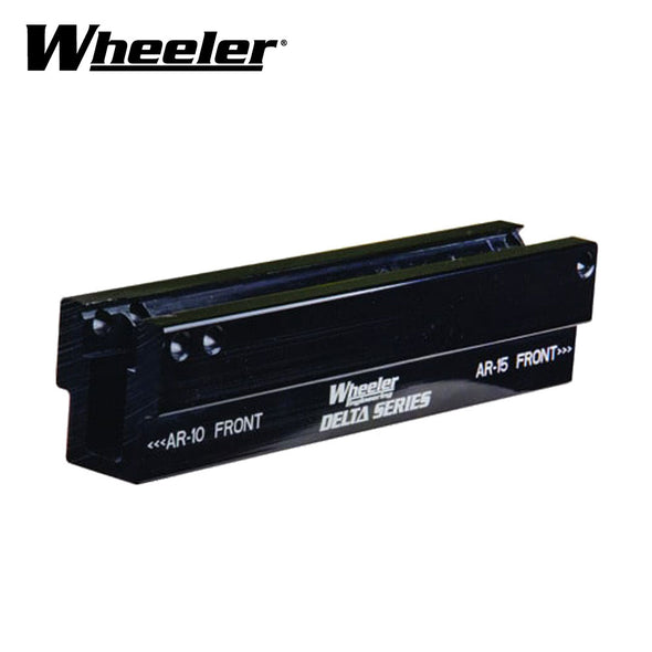 Wheeler Delta Series AR Upper/Pic Rail Vise Block