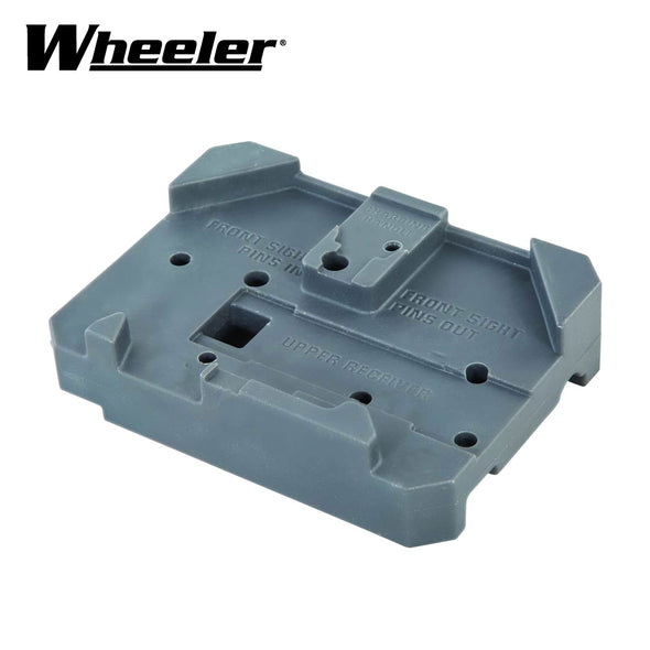 Wheeler Delta Series AR Armorers Bench Block