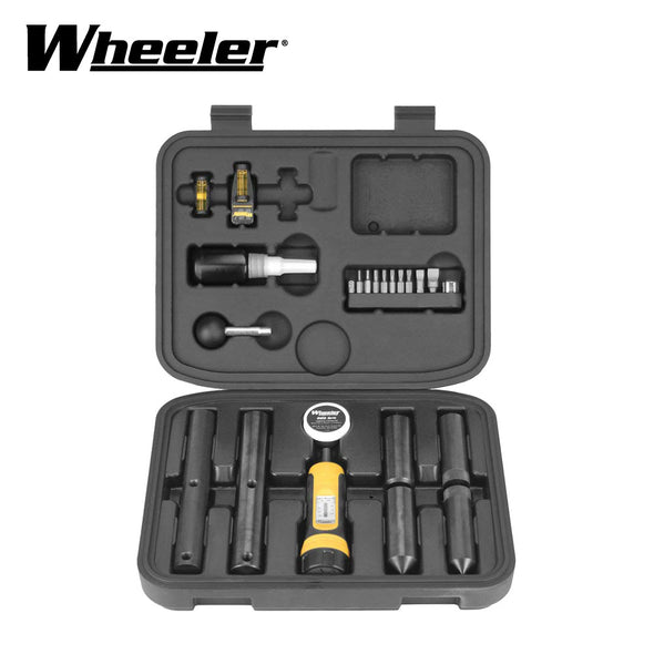 Wheeler Scope Mounting Kit Combo 1 Inch/30mm
