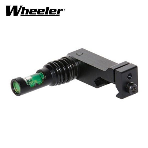 Wheeler Anti Cant Indicator Picatinney Rail Attachmrnt