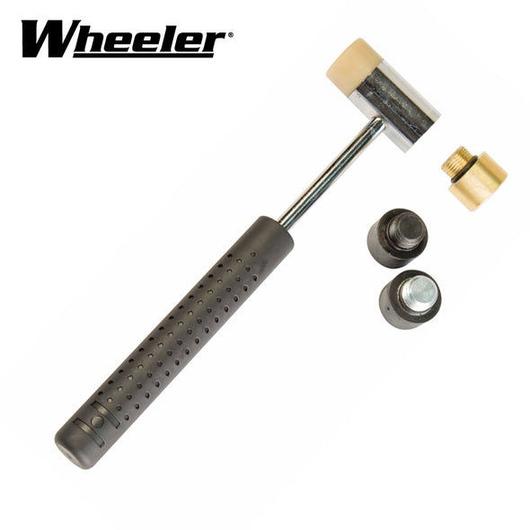 Wheeler Master Interchangeable Hammer Set