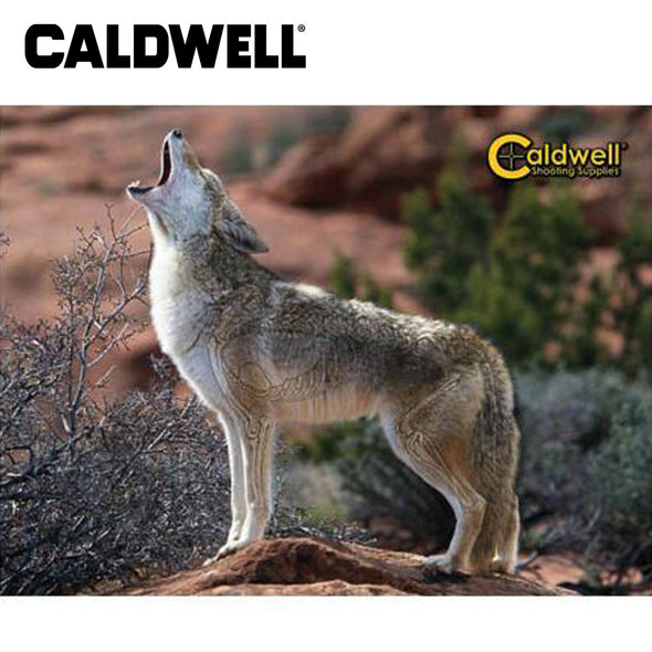 Caldwell The Natural Series Coyote Target