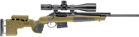 Unique Alpine JPR-1 Rifle Series