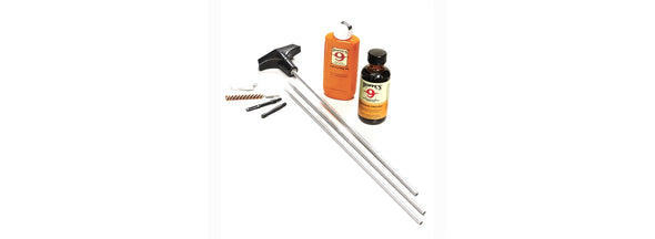 Hoppe's® .17/.204 Cal Cleaning Kit w/ Steel Rod